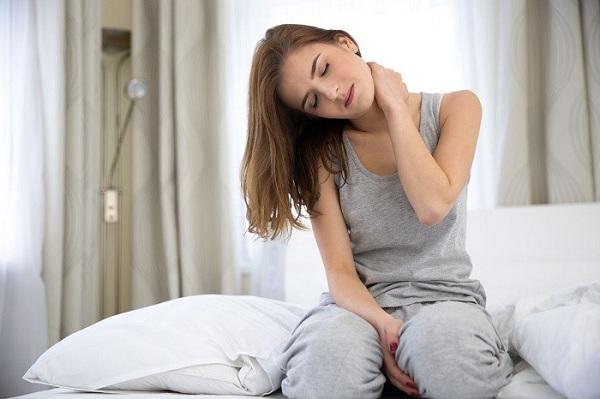 درمان خشکی گردن